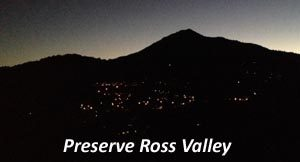 Preserve Ross Valley